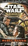Portada de ENEMY LINES II: REBEL STAND (STAR WARS: THE NEW JEDI ORDER, BOOK 12) BY ALLSTON, AARON (2002) MASS MARKET PAPERBACK
