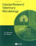 Portada de CONCISE REVIEW OF VETERINARY MICROBIOLOGY 1ST EDITION BY QUINN, P. J., MARKEY, B. K. (2003) PAPERBACK
