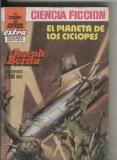 Portada de LA CONQUISTA DEL ESPACIO EXTRA NUMERO 05: EL PLANETA DE LOS CICLOPES
