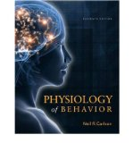 Portada de [( PHYSIOLOGY OF BEHAVIOR PLUS NEW MYPSYCHLAB WITH ETEXT -- ACCESS CARD PACKAGE )] [BY: NEIL R. CARLSON] [JAN-2012]
