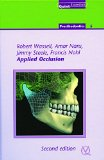 Portada de APPLIED OCCLUSION (QUINTESSENTIALS OF DENTAL PRACTICE 29 - PROSTHODONTICS) BY ROBERT WASSELL (9-FEB-2015) HARDCOVER