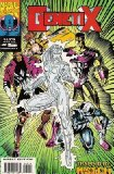 Portada de GENETIX VOLUME 1 ISSUE 5 (FEBRUARY 1994) BY GRAHAM MARKS & ANDY LANNING