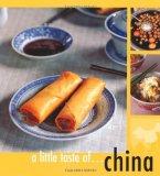 Portada de A LITTLE TASTE OF CHINA BY MURDOCH BOOKS TEST KITCHEN (2010) PAPERBACK