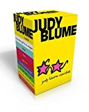Portada de JUDY BLUME ESSENTIALS: ARE YOU THERE GOD? IT'S ME, MARGARET; BLUBBER; DEENIE; IGGIE'S HOUSE; IT'S NOT THE END OF THE WORLD; THEN AGAIN, MAYBE I WON'T; STARRING SALLY J. FREEDMAN AS HERSELF BY JUDY BLUME (2014-10-07)