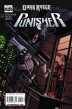 Portada de THE PUNISHER ISSUE 4 VARIANT EDITION ( DARK REIGN ) LIVING IN THE MADNESS