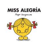 Portada de MISS ALEGRÍA (MR. MEN Y LITTLE MISS)