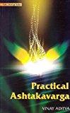 Portada de PRACTICAL ASHTAKAVARGA (VEDIC ASTROLOGY SERIES) BY VINAY ADITYA (2011-04-01)