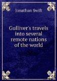 Portada de GULLIVER'S TRAVELS INTO SEVERAL REMOTE NATIONS OF THE WORLD