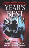 Portada de YEAR'S BEST SF 17 BY HARTWELL, DAVID G., CRAMER, KATHRYN PUBLISHED BY HARPER VOYAGER (2012)
