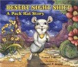 Portada de DESERT NIGHT SHIFT BY CONRAD J. STORAD (2006) HARDCOVER