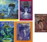 Portada de MIDNIGHT FOR CHARLIE BONE, CHILDREN OF THE RED KING, BOOK 1