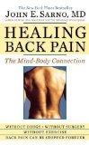 Portada de HEALING BACK PAIN: THE MIND- BODY CONNECTION BY SARNO MD, JOHN E. REPRINT EDITION (2010)