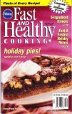 Portada de PILLSBURY FAST AND HEALTHY COOKING 1998--NOVEMBER / DECEMBER VOL. 7 NO. 6