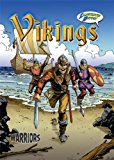 Portada de VIKINGS (WARRIORS GRAPHIC ILLUSTRATED) BY DON MCLEESE (2009-08-01)