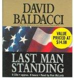 Portada de [(LAST MAN STANDING)] [AUTHOR: DAVID BALDACCI] PUBLISHED ON (OCTOBER, 2005)