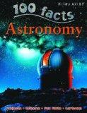 Portada de 100 FACTS ASTRONOMY BY SUE BECKLAKE (2011-05-01)