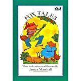 Portada de FOX TALES (THREE BOOKS: FOX BE NIMBLE; FOX OUTFOXED; FOX ON STAGE) BY JAMES MARSHALL (1990-08-01)