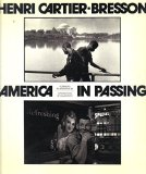 Portada de AMERICA IN PASSING BY CARTIER-BRESSON, HENRI (1996) PAPERBACK
