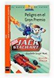 Portada de PELIGRO EN EL GRAN PREMIO / PERIL AT THE GRAND PRIX: MISION ITALIA / ITALY MISSION (EL BARCO DE VAPOR: JACK STALWART AGENTE SECRETO / THE STEAMBOAT: SECRET AGENT JACK STALWART) (SPANISH EDITION) BY HUNT, ELIZABETH SINGER (2009) PAPERBACK