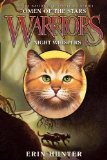 Portada de WARRIORS: OMEN OF THE STARS #3: NIGHT WHISPERS BY HUNTER, ERIN 1ST (FIRST) EDITION [HARDCOVER(2010/11/23)]