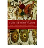 Portada de [( THE CAMBRIDGE HISTORY OF GREEK AND ROMAN WARFARE 2 VOLUME HARDBACK SET )] [BY: PHILIP A. G. SABIN] [JAN-2008]
