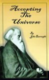 Portada de [ACCEPTING THE UNIVERSE] (BY: JOHN BURROUGHS) [PUBLISHED: JANUARY, 2001]