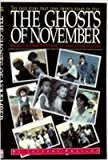 Portada de THE GHOSTS OF NOVEMBER: MEMOIRS OF AN OUTSIDER WHO WITNESSED THE CARNAGE AT JONESTOWN, GUYANA BY JEFFREY BRAILEY (1998-11-01)