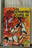 Portada de LES DERNIERS JOURS DE POMPEI