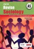 Portada de OCR REVISE AS SOCIOLOGY (OCR A LEVEL SOCIOLOGY) BY ANNEMARIE O'DWYER, ANNALISE WHITE [25 FEBRUARY 2009]