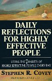 "Portada de [(DAILY REFLECTIONS FOR HIGHLY EFFECTIVE PEOPLE: LIVING THE ""7 HABITS OF HIGHLY EFFECTIVE PEOPLE"" EVERY DAY)] [BY: STEPHEN R. COVEY]"