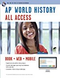 Portada de AP WORLD HISTORY ALL ACCESS [WITH WEB ACCESS] (ADVANCED PLACEMENT (AP) ALL ACCESS) BY GENEVIEVE BRAND (2012-02-17)