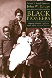Portada de BLACK PIONEERS: IMAGES OF THE BLACK EXPERIENCE ON THE NORTH AMERICAN FRONTIER BY JOHN RAVAGE (2002-07-22)