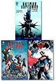 Portada de DC SUPER HEROES COMICS: BATMAN VS SUPERMAN COLLECTION 3 BOOKS SET (BATMAN VS SUPERMAN THE GREATEST BATTLES, BATMAN/SUPERMAN VOLUME 1: CROSS WORLD, BATMAN/SUPERMAN VOLUME 2: GAME OVER) BY VARIOUS (2016-08-06)