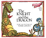 Portada de THE KNIGHT AND THE DRAGON (PAPERSTAR BOOK) BY TOMIE DEPAOLA (1998-02-02)