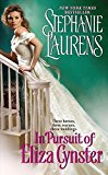 Portada de IN PURSUIT OF ELIZA CYNSTER: A CYNSTER NOVEL (CYNSTER SISTERS TRILOGY) BY STEPHANIE LAURENS (2011-09-27)