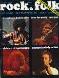 Portada de ROCK & FOLK N° 53 (JUIN 1971) - BUDDY MILES / JEAN-LUC PONTY / ALVIN LEE / SERGE GAINSBOURG (COUVERTURE)