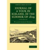 Portada de [( JOURNAL OF A TOUR IN ICELAND, IN THE SUMMER OF 1809 2 VOLUME SET )] [BY: WILLIAM JACKSON HOOKER] [MAY-2011]