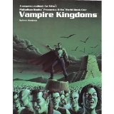 Portada de RIFTS WORLD BOOK 1: VAMPIRE KINGDOMS BY SIEMBIEDA, KEVIN, MARCINISZYN, ALEX, OSTEN, JAMES A. (1991) PAPERBACK