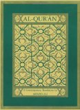 Portada de AL-QUR'AN: A CONTEMPORARY TRANSLATION (PRINCETON PAPERBACKS) BY AHMED ALI (22-JUL-2001) PAPERBACK