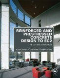 Portada de REINFORCED AND PRESTRESSED CONCRETE DESIGN TO EC2: THE COMPLETE PROCESS, SECOND EDITION 2ND EDITION BY OBRIEN, EUGENE, DIXON, ANDREW, SHEILS, EMMA (2012) HARDCOVER
