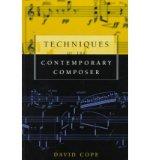 Portada de [(TECHNIQUES OF THE CONTEMPORARY COMPOSER )] [AUTHOR: JR. JERRY LEE FORD] [SEP-1997]