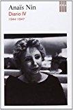 Portada de DIARIO IV. 1944-1947 (NARRATIVAS) DE ANAIS NIN (6 JUN 2013) TAPA BLANDA
