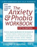 Portada de THE ANXIETY AND PHOBIA WORKBOOK BY EDMUND J. BOURNE (2011) PAPERBACK
