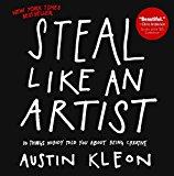 Portada de STEAL LIKE AN ARTIST (TURTLEBACK SCHOOL & LIBRARY BINDING EDITION) BY AUSTIN KLEON (2012-02-28)