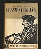 Portada de ERASMO Y ESPAÑA. ESTUDIOS SOBRE LA HISTORIA ESPIRITUAL DEL SIGLO XVI