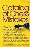 Portada de CATALOG CHESS MISTAKES BY ANDREW SOLTIS (JANUARY 12,1981)