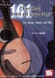 Portada de 101 THREE-CHORD HYMNS & GOSPEL SONGS FOR GTR, BANJO & UKE: FOR GUITAR, BANJO AND UKE (MCCABE'S 101) BY MCCABE, LARRY (2008) PERFECT PAPERBACK
