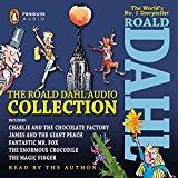 Portada de THE ROALD DAHL AUDIO COLLECTION: INCLUDES CHARLIE AND THE CHOCOLATE FACTORY, JAMES & THE GIANT PEACH, FANTASTIC M R. FOX, THE ENORMOUS CROCODILE & THE MAGIC FINGER BY ROALD DAHL (2013-05-16)