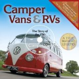Portada de CAMPER VANS & RV'S (LP BOOK) BY HENRY HIRST PUBLISHED BY INSTINCTIVE PRODUCT DEVELOPMENT (2011)