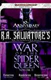 Portada de R.A. SALVATORE'S WAR OF THE SPIDER QUEEN, VOLUME II: EXTINCTION, ANNIHILATION, RESURRECTION (DUNGEONS & DRAGONS: FORGOTTEN REALMS) BY LISA SMEDMAN (2012-05-01)